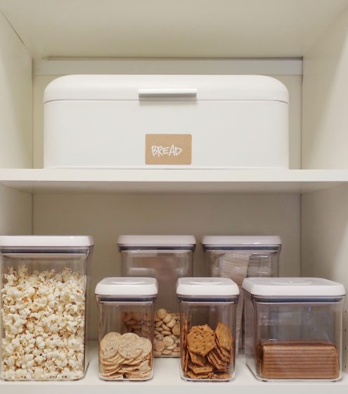 Space Lift: Family Pantry